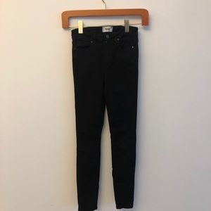 Paige Margot skinny black jeans
